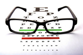 Chenango Vision Center Norwich NY eyechart