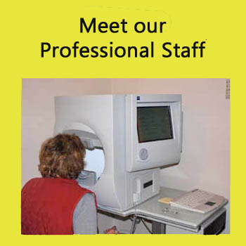 Professional Staff at Chenango Vision Center